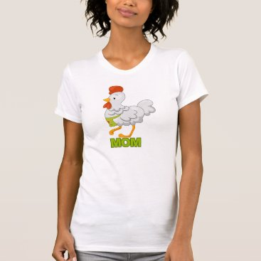 talkatee Chicken Family 3 T-Shirt