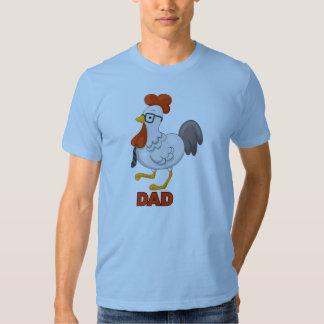Chicken Family 4 Tee Shirt