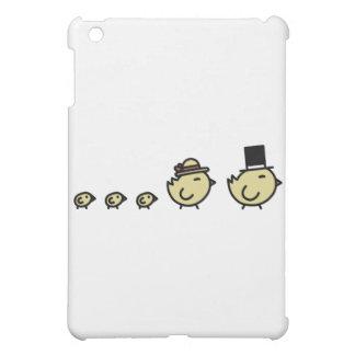 Chicken Family Case For The iPad Mini