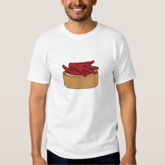 Chicken Feet Dim Sum Phoenix Claw Tee Shirt