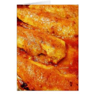 Chicken Food Card