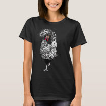 Chicken - Funny Polish Chicken  Backyard Chicken C T-Shirt