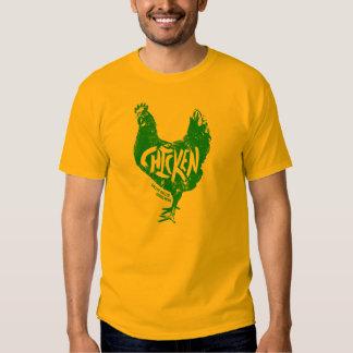 Chicken (Gallus gallus domesticus) shirt