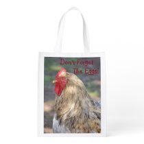 Chicken Grocery Bag