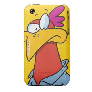 Chicken head Case-Mate iPhone 3 cases