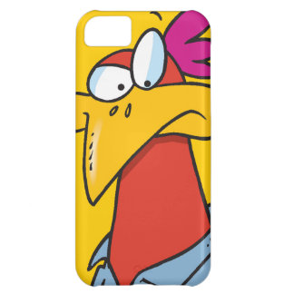 Chicken head iPhone 5C covers