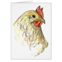Chicken Hen Farm Animal Thank You