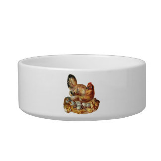 Chicken Hen Pet Bowl