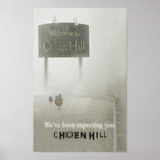 CHICKEN HILL POSTER