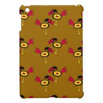 chicken hop iPad mini cover