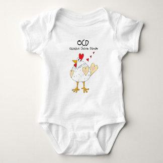 Chicken In Love Tee Shirt