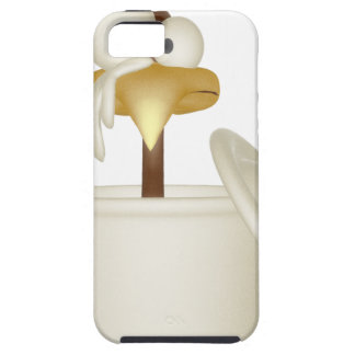 Chicken In Soup iPhone SE/5/5s Case