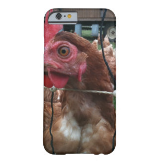 Chicken Is Watching You Barely There iPhone 6 Case