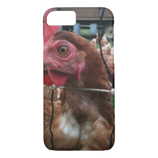 Chicken Is Watching You iPhone 8/7 Case