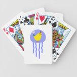 Chicken-Jellyfish deck Card Decks