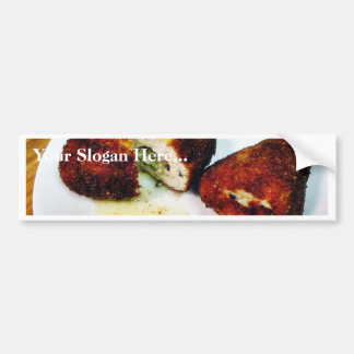 Chicken Kiev Bumper Stickers