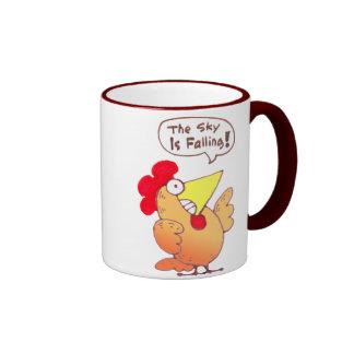 Chicken Little Mug For Chicken Soup
