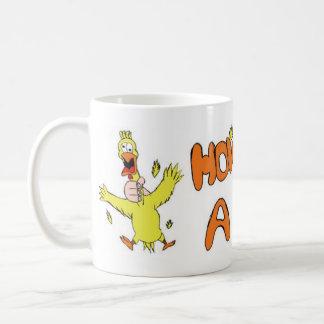 Chicken Logo Coffee Mug