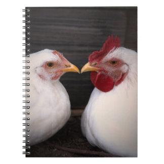 Chicken Love Notebook