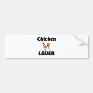 Chicken Lover Bumper Stickers