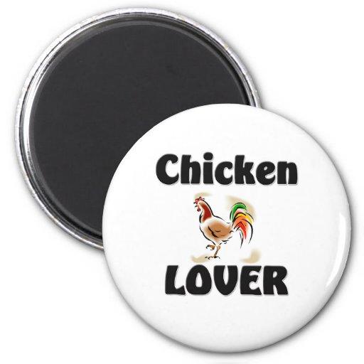 Chicken Lover Fridge Magnets