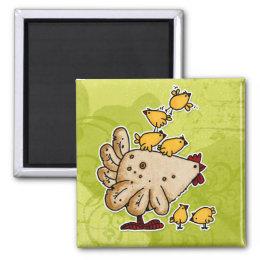 chicken magnet