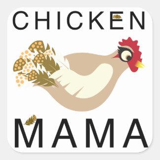 Chicken Mama Sticker