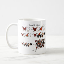 Chicken Math Mug