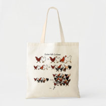 Chicken Math Tote