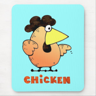 Chicken Mouse Pad