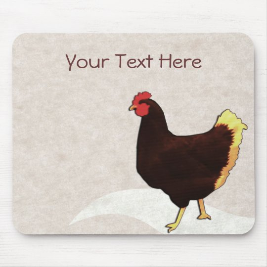 Chicken Mousepad