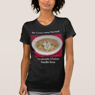 chicken noodle soup1, cow, Homemade Chicken Noo... T-Shirt