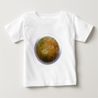 Chicken Noodle Soup Baby T-Shirt