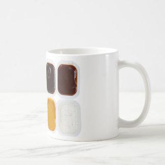 chicken nuggets coffee mug
