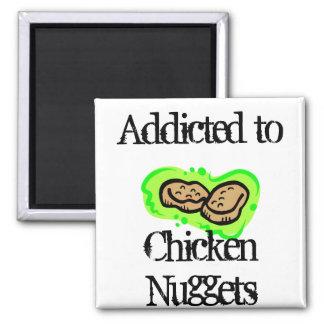 Chicken Nuggets Magnet