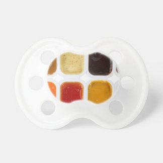 chicken nuggets baby pacifiers