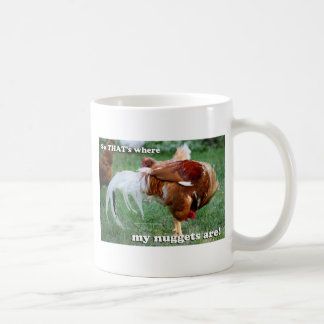 Chicken Nuggets - Rooster Coffee Mug
