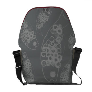 Chicken of the Sea Courier Bag