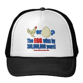 Chicken or Egg Trucker Hat