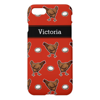 Chicken or the Egg, Add Your Name iPhone 7 Case