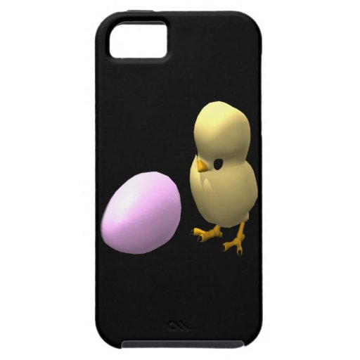 Chicken Or The Egg iPhone 5 Case