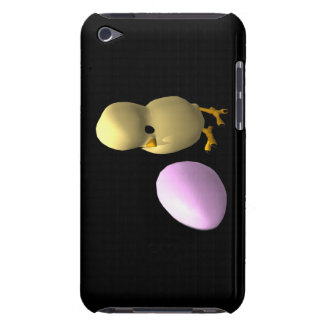 Chicken Or The Egg iPod Touch Case