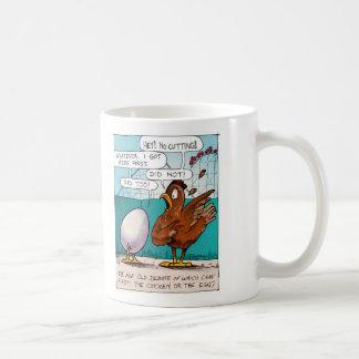 Chicken or the Egg Mug
