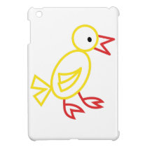 Chicken Outline Case For The iPad Mini