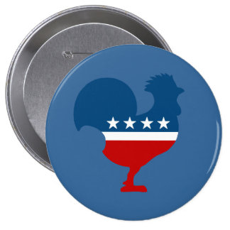 CHICKEN PARTY BUTTONS
