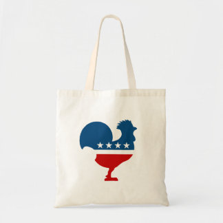 CHICKEN PARTY TOTE BAG