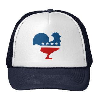 CHICKEN PARTY TRUCKER HAT