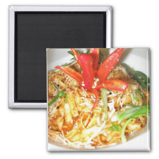 Chicken Pasta Magnet