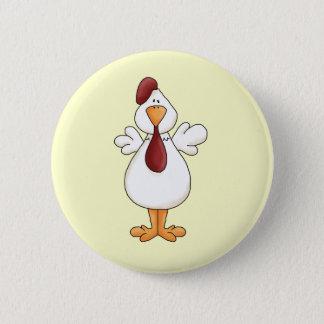 Chicken Pinback Button