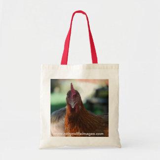 Chicken Portrait Bags